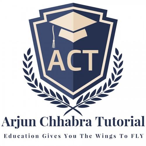 Arjun Chhabra Tutorial