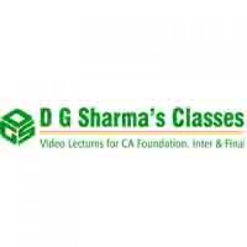 D G Sharma Classes