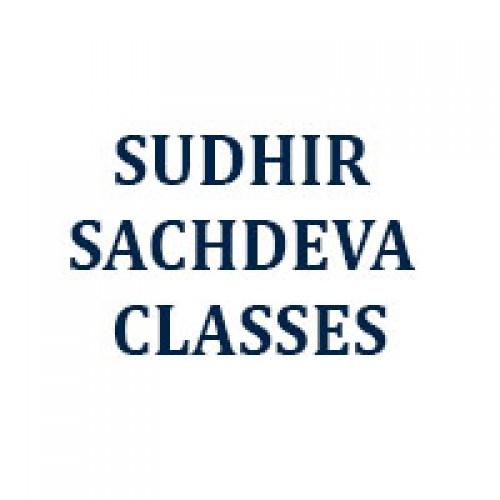 sudhirsachdeva classes