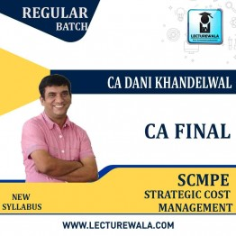 CA Final SCMPE New Syllabus LMR Course : Video Lecture + Study Material By CA Dani Khandelwal (For May 2021 & Nov. 2021)