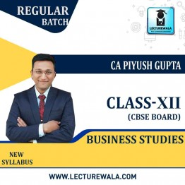 CBSE COMMERCE Class 12th Business Studies Full Course : Video Lecture + Notes by CA Piyush Gupta (For Exam 2020-21)