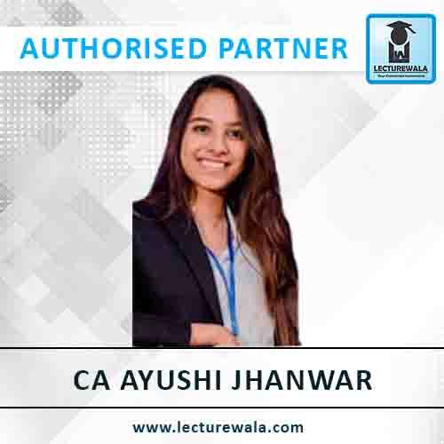 CA Ayushi jhanwar
