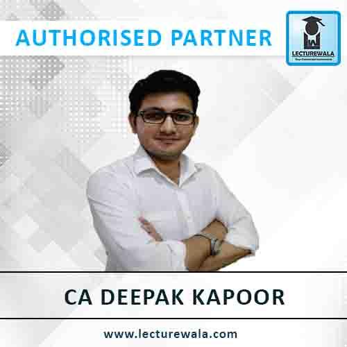 CA Deepak Kapoor