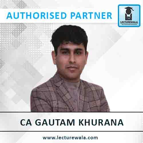 CA Gautam Khurana
