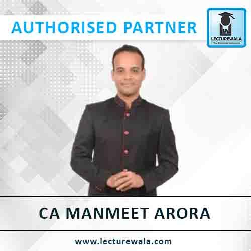 CA Manmeet Arora