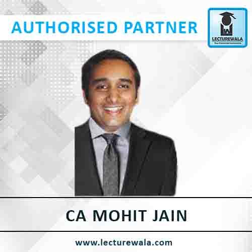 CA Mohit Jain