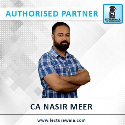 CA Nasir Meer