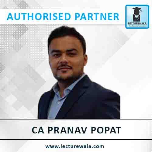 CA Pranav Popat
