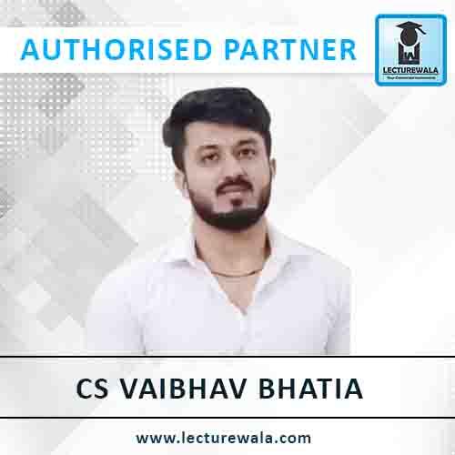 CS Vaibhav Bhatia