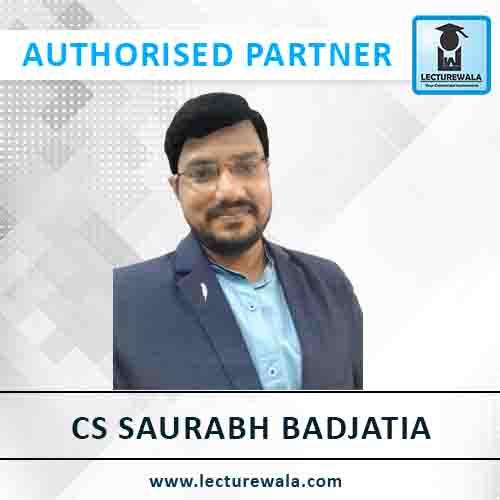 CS Saurabh Badjatia