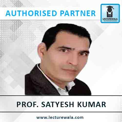 Prof. Satyesh Kumar