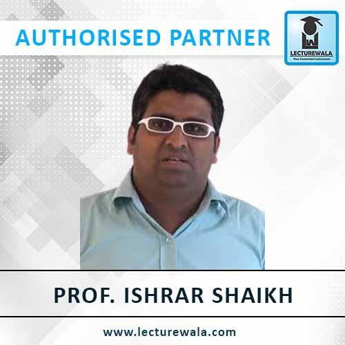 Prof. Ishrar Shaikh