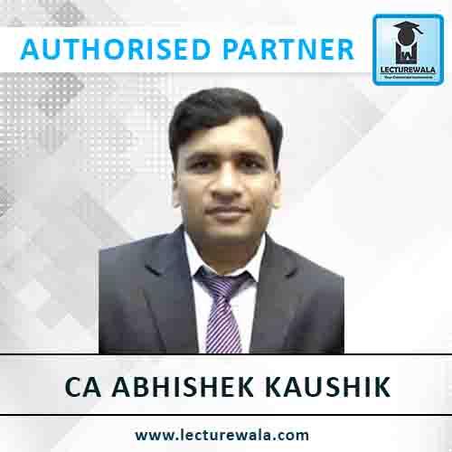 CA Abhishek Kaushik