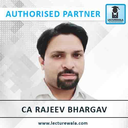 CA Rajeev Bhargav