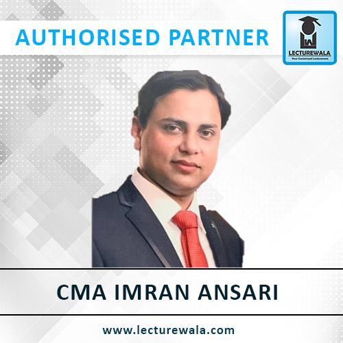 CMA Imran Ansari