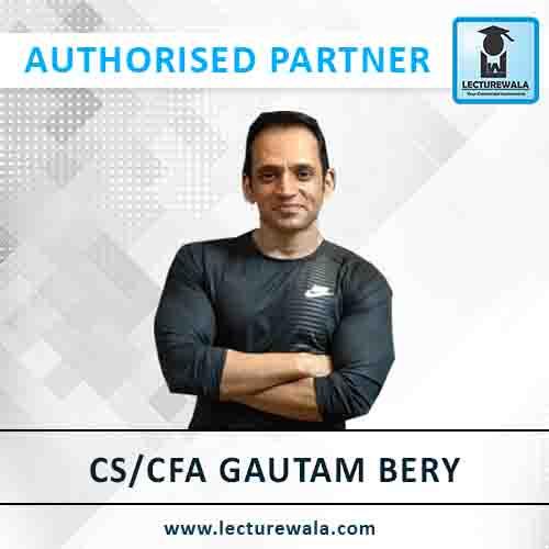 CS/CFA Gautam Bery