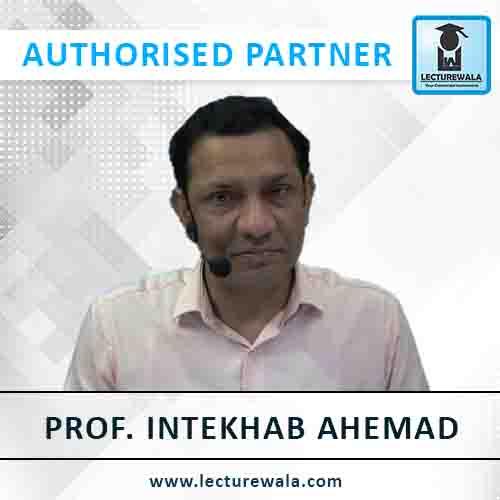 Prof. Intakhab Ahemad
