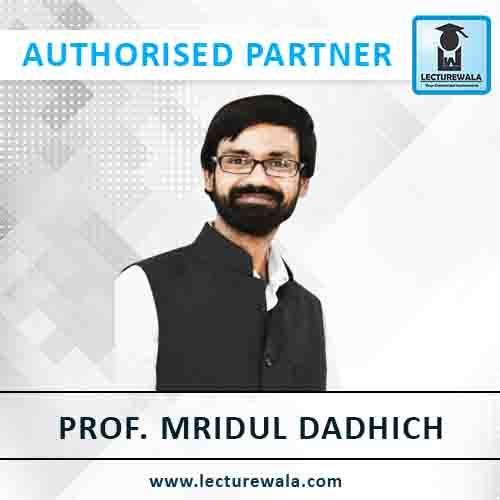 Prof. Mridul Dadhich