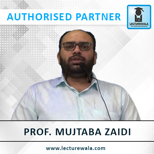 Prof. Mujtaba Zaidi