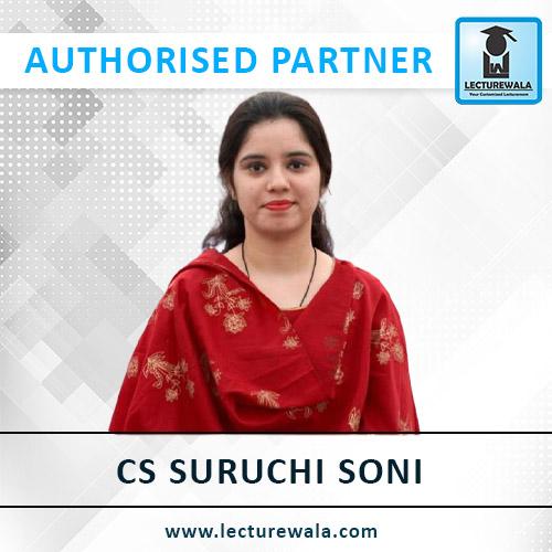 CS Suruchi Soni