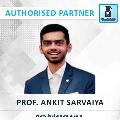 Prof. Ankit Sarvaiya