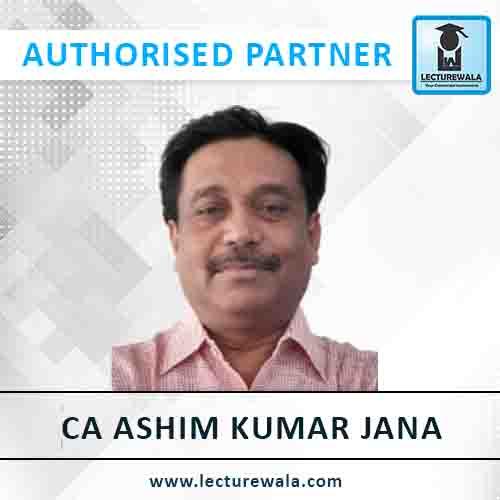CA Ashim Kumar Jana