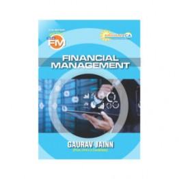 CA Inter Financial Management  Paper 8A New Course Book : BY CA Gaurav Jainn  (For Nov. 2020)