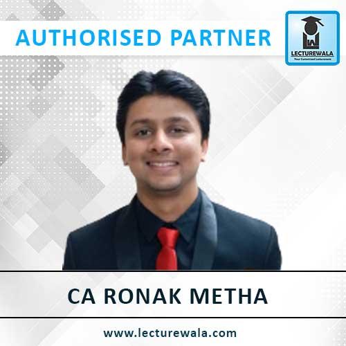 CA Ronak Metha