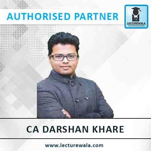 CA Darshan Kahre