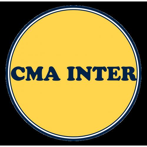 CMA Intermediate