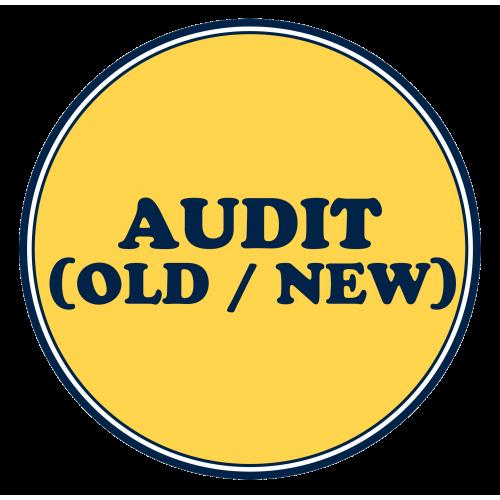 Audit (Old/New)