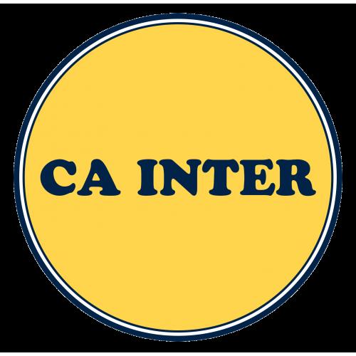CA Intermediate