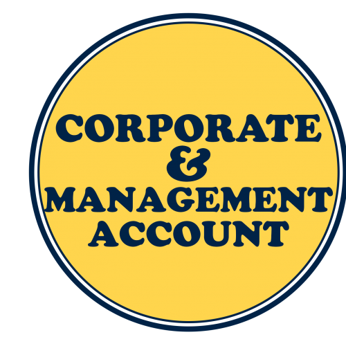 Corporate & Management Account