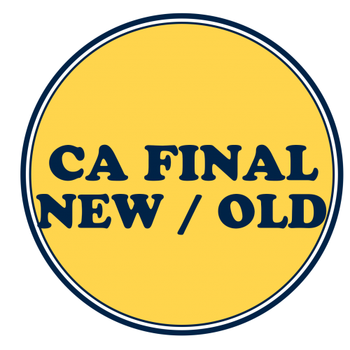 CA Final (New/Old)