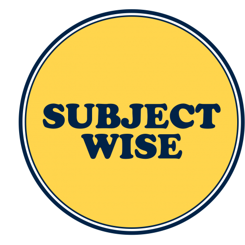SUBJECT WISE