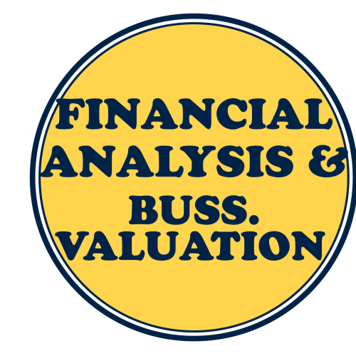 FINANCIAL ANALYSIS & BUSS. VALUATION