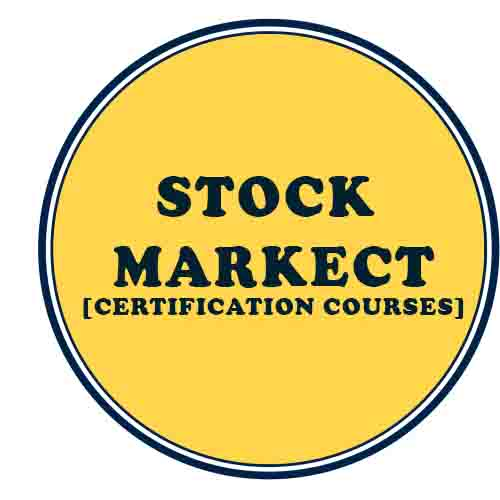 Stock Market Certification Courses