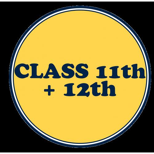 Class 11th + 12th