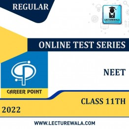Online Test Series For NEET 2022 (For 11th Class) | By Career Point