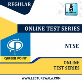NTSE Online Test Series | By Career Point
