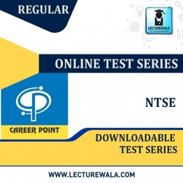 NTSE Downloadable Test Series | By Career Point