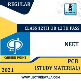 Study Material Package For NEET 2021 (For 12th or 12th Pass)| By Career Point