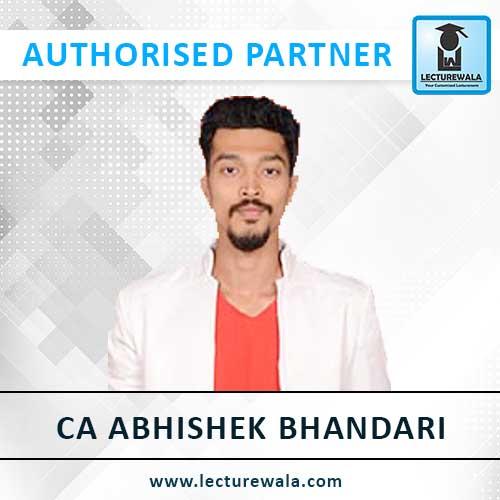 CA Abhishek Bhandari