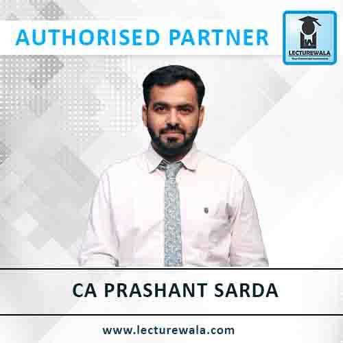 CA Prashant Sarda