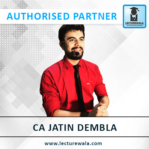 CA Jatin Dembla