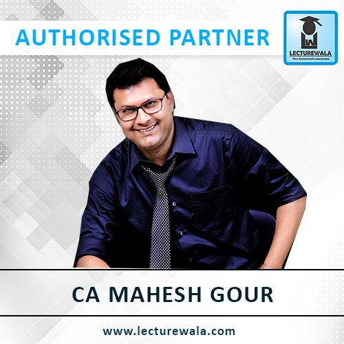 CA Mahesh Gour