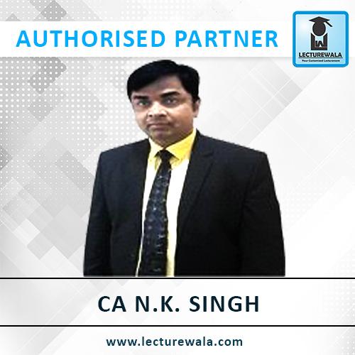 CS N.K Singh