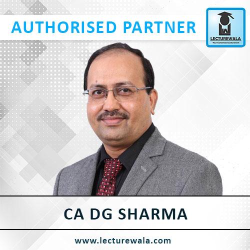 DG Sharma