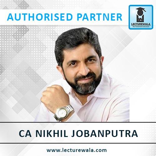 CA Nikhil Jobanputra