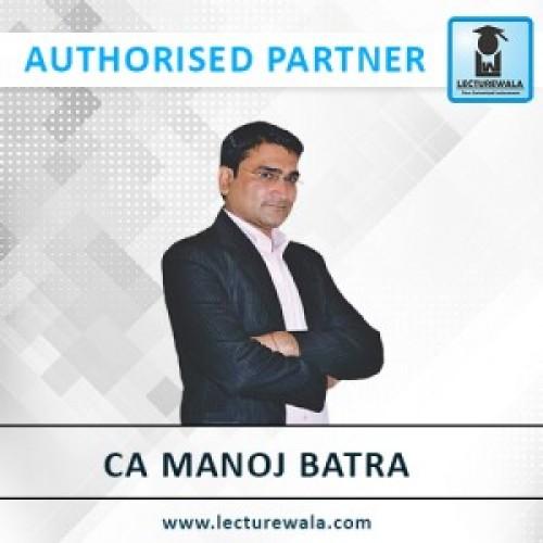 CA Manoj Batra